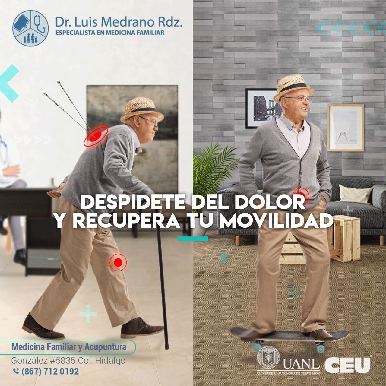 Publicidad en Redes sociales e internet Acupuntura Nuevo Laredo